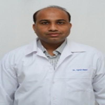 Dr Aftab Ahmed