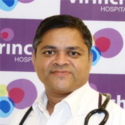 Dr.Vamshi Krishna Kondle