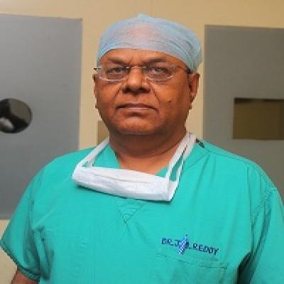 Dr J Madhusudhan Reddy