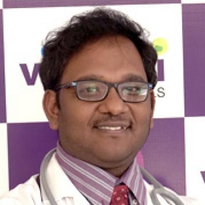 Dr.B Madhukar Goud