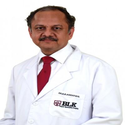 Dr. B. B. Aggarwal