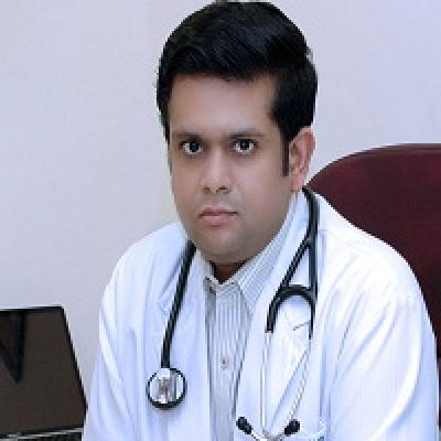 Dr Anish Anand Janareddy