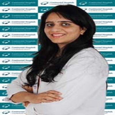 Dr Anusha Meka
