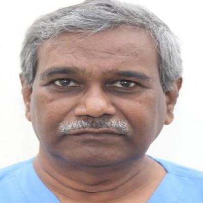 Dr. B. Mahender Reddy