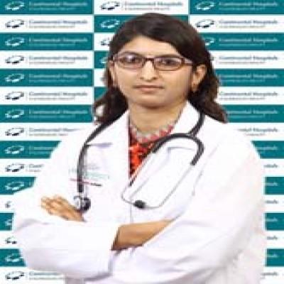 Dr Jyotsna E Rao