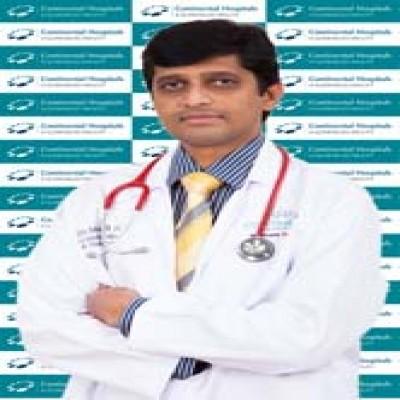 Dr Mahesh B N
