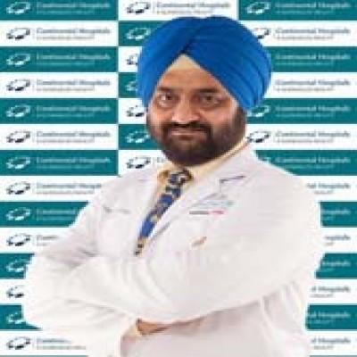 Dr Pradeep Singh