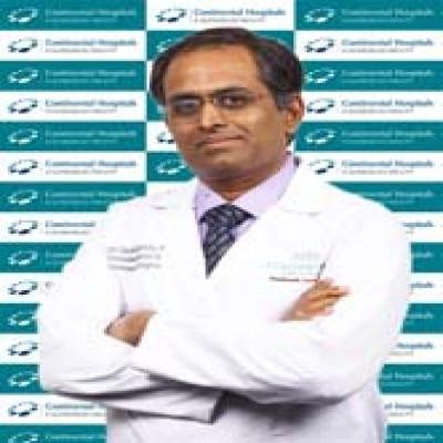 Dr Satish Reddy P