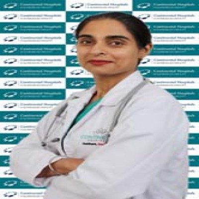 Dr Sumeet Kaur Singh