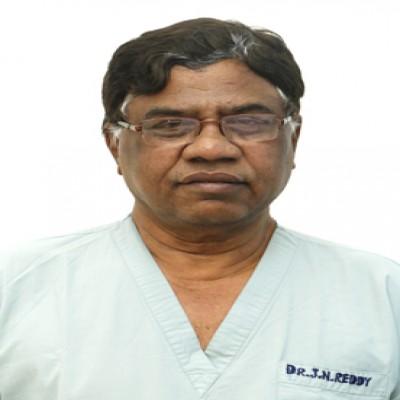 Dr J Narayana Reddy