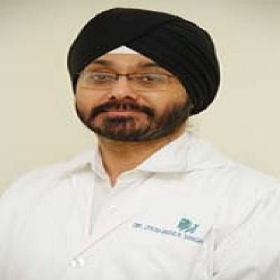 Dr Jaswinder Singh Saluja